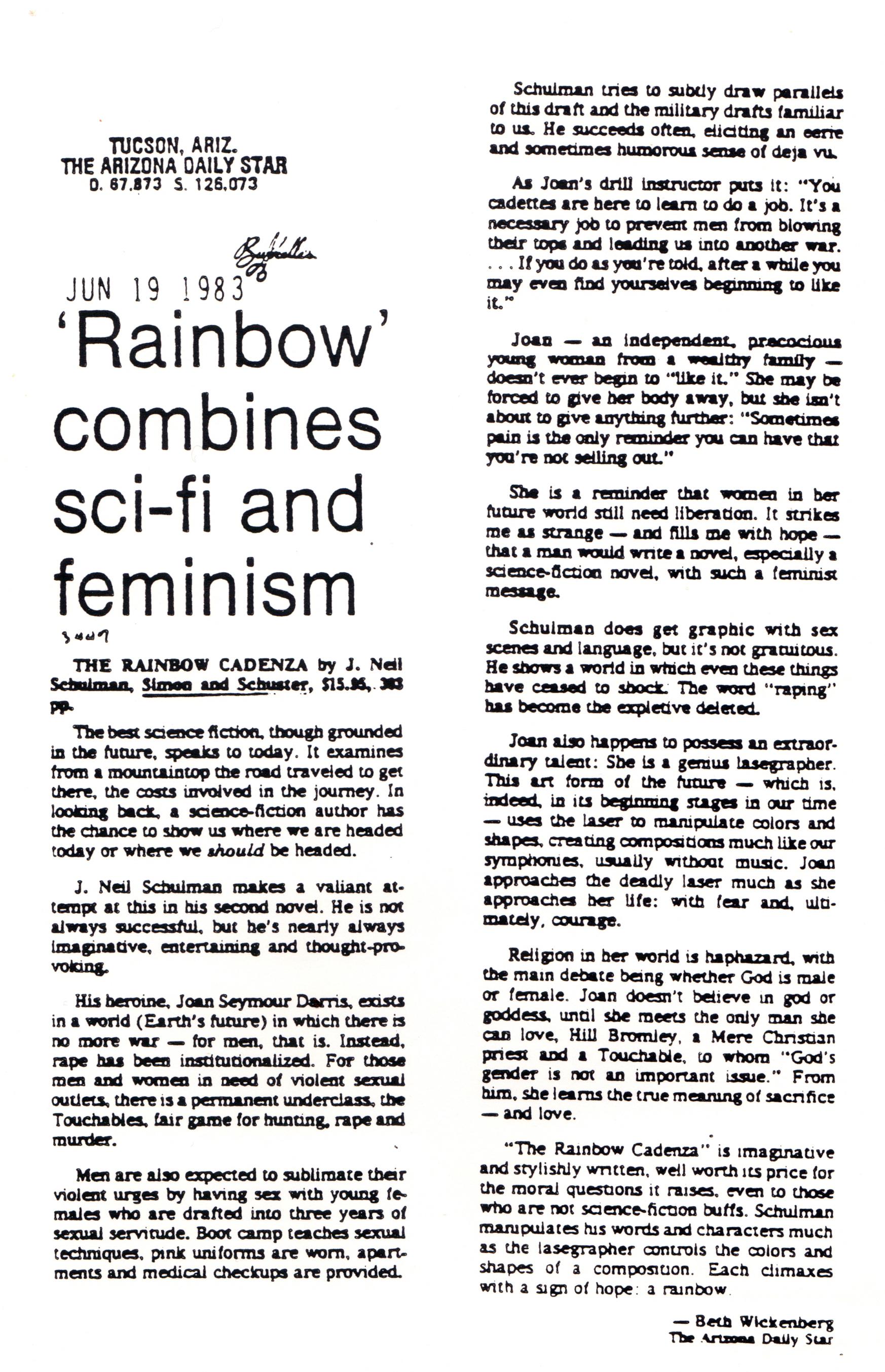 Liberating Feminism « J  Neil Schulman